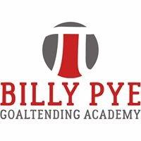 Billy Pye Goaltending Academy