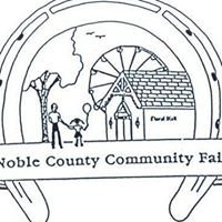 Noble County Community fairgrounds