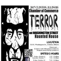 Terror On Washington St