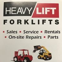 Heavy Lift Forklifts