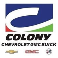Colony Chevrolet GMC Buick