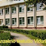 Igliaukos Anzelmo Matučio vidurinė mokykla