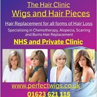 The Hair Clinic Wigs and Hair Pieces