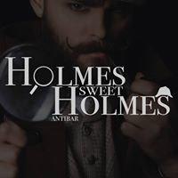 "Bar ""Holmes Sweet Holmes"""