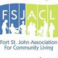 Fort St John Association For Community Living