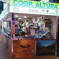 Parada COOP. Altura: Productos Artesanos de la Comunidad Valenciana