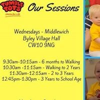 Tumble Tots Middlewich/Holmes Chapel