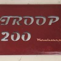 Boy Scout Troop 200 Warminster PA
