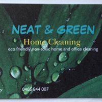 Neat & Green Home Cleaning