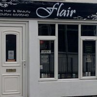 Flair hair pampering parties