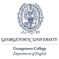 Georgetown University English Department