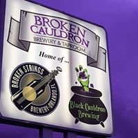 Broken Cauldron Taproom and Brewery
