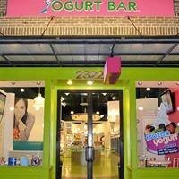 Campus Candy Yogurt Bar at Austin, Texas