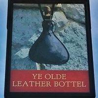 Ye Olde Leather Bottel