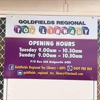 Goldfields Regional Toy Library - GRTL