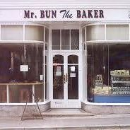 Mr Bun The Baker