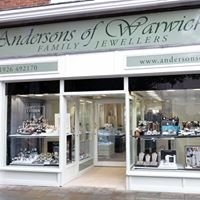 Andersons Of Warwick