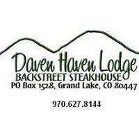 Daven Haven Backstreet Steakhouse