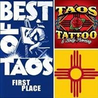 Taos Tattoo & Body Piercing Gallery