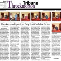 Throckmorton Tribune