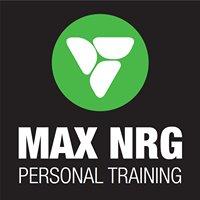 Max NRG Personal Training