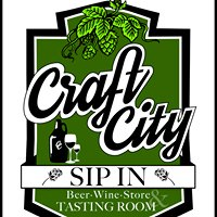 Craft City Sip-In