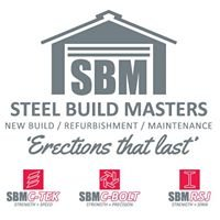 "Steel Build Masters - ""Erections that last"""