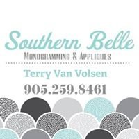 Southern Belle Monogramming