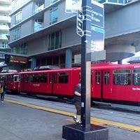 City College Trolley Station