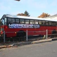 Mother Ship Food Cart