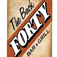 The Back Forty Bar & Grill