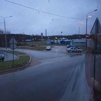 Терехова. Латвийская граница.