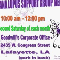 Acadiana Lupus Support Group