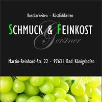 Schmuck & Feinkost Gerstner