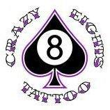 Crazy Eights Tattoo