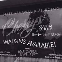 Cherrys Tattoos