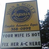John & Scott's Automotive Repair