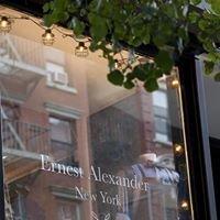 Ernest Alexander Holiday Pop Up Shop