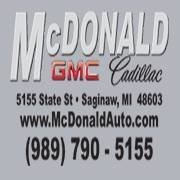 McDonald GMC Cadillac