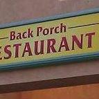 The Back Porch Restaurant