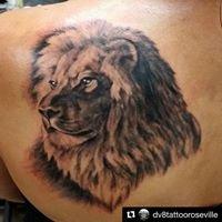 DV8 Tattoos and Body Piercing- Roseville