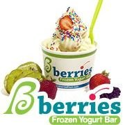 Bberries Self-Serve Frozen Yogurt Bar