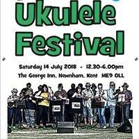 Ukulele Festival at the Chequers Inn Doddington 14 July 2018