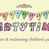Once Upon A Partytime - Children's Craft and Story Parties
