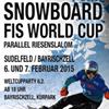 Snowboard Weltcup Sudelfeld