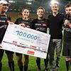 Laureus Benefiz Fußballspiel Dresden