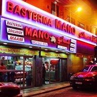 Basterma Mano
