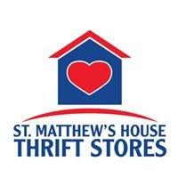 St. Matthew's House Thrift Stores