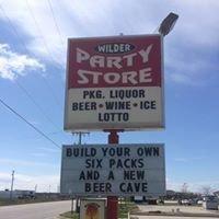 Wilder Party Store