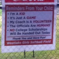 Westlake Girls Softball Fields